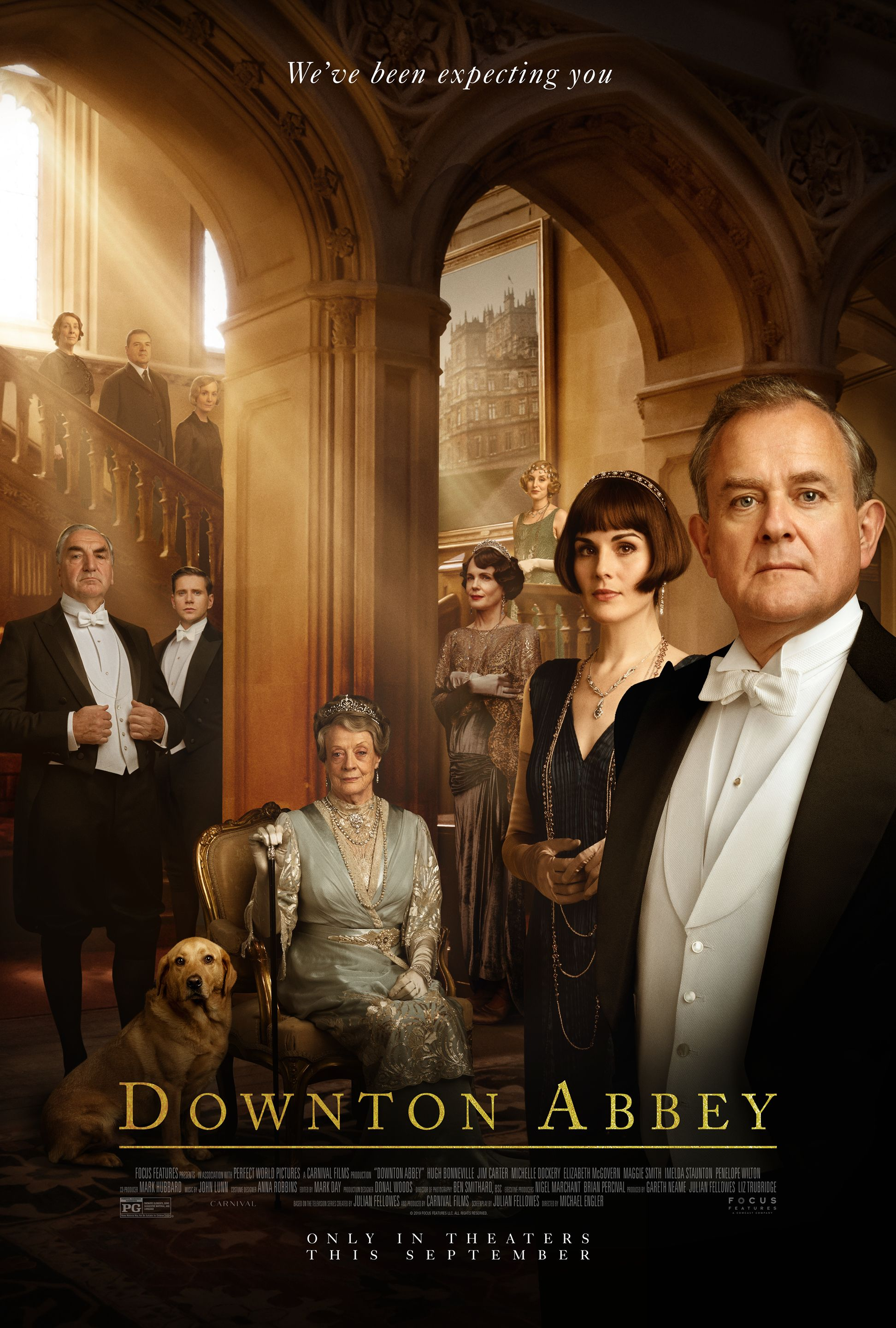A New Downton Abbey Trailer Has Arrived. Watch It Here.