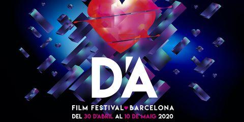 Cartel delD'A FILM FESTIVAL 2020