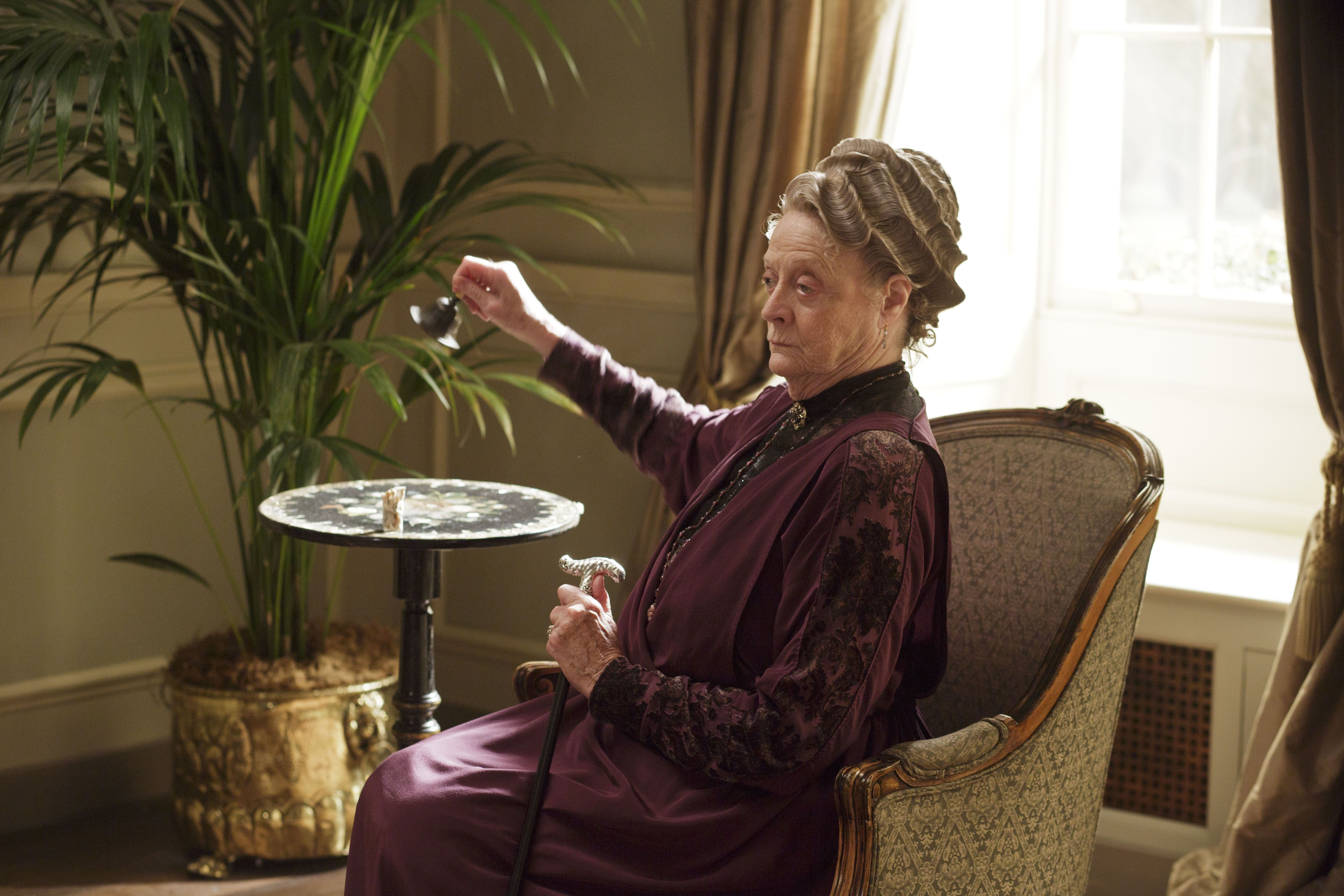 Maggie Smith's All-Time Greatest Downton Abbey Zingers