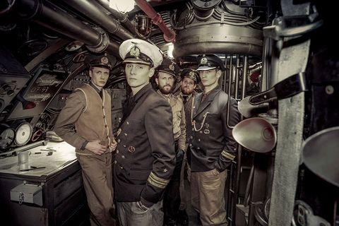 'Das Boot El submarino' se estrena en AMC