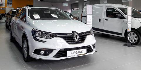 dacia car registrations in europe up 12 in 2018