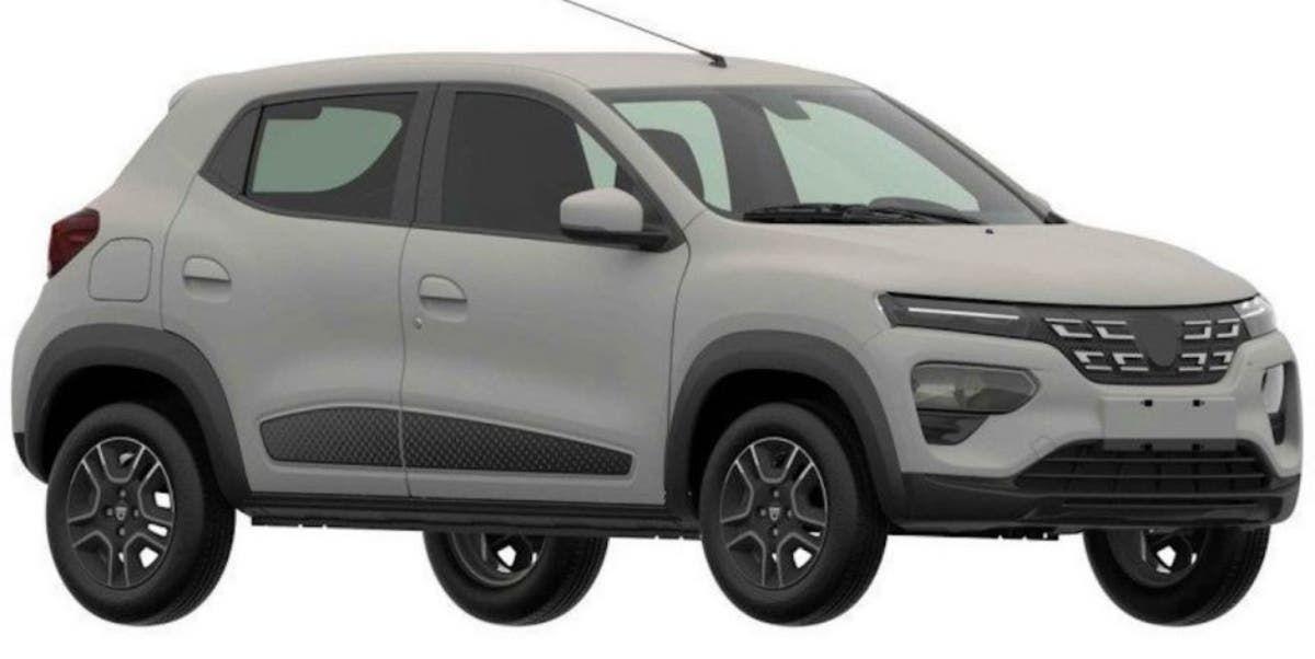 Dacia Spring: Todo lo que sabemos del eléctrico low-cost