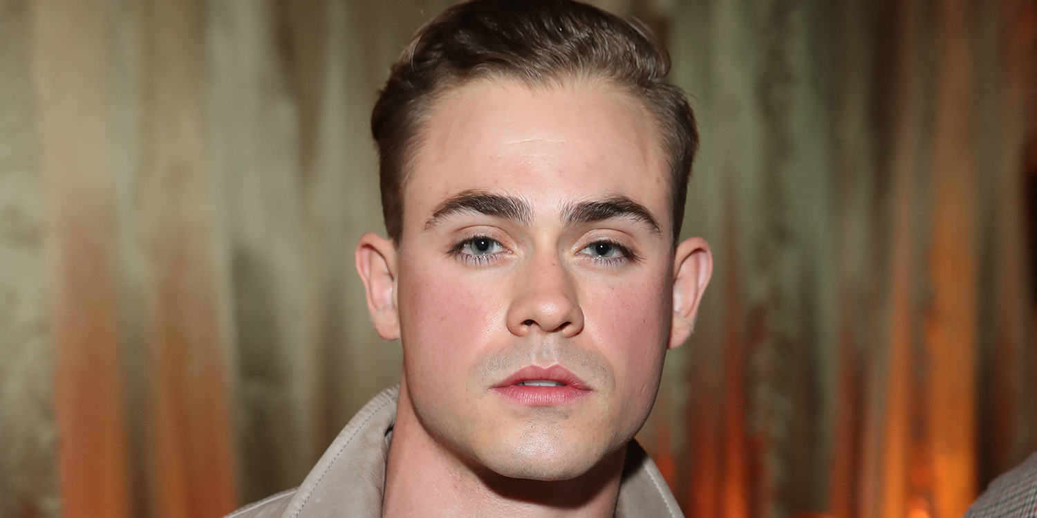 "8 Things to Know About Dacre Montgomery, the New Guy on ""Stranger Things"""