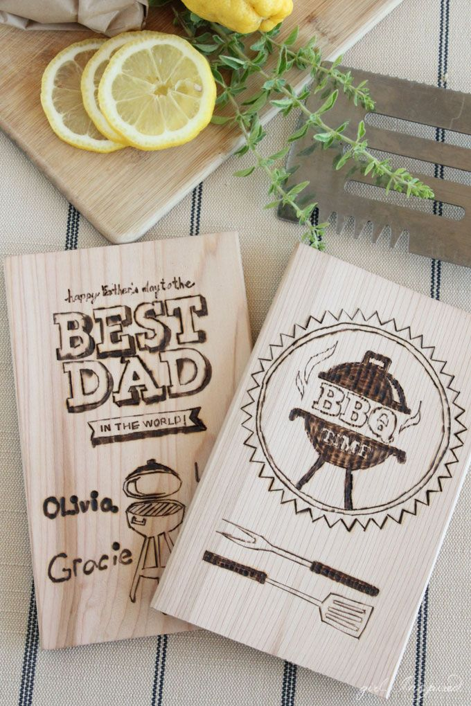 Day Gifts Ideas Homemade For Dad