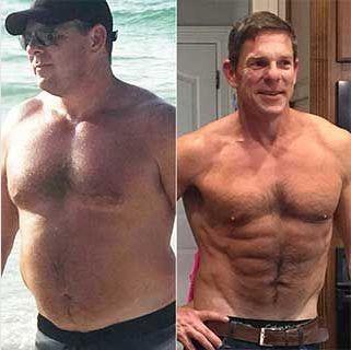 ダイエット,成功,努力,癌,感動,ビフォー アフター 筋肉