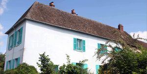 Claude Monet house