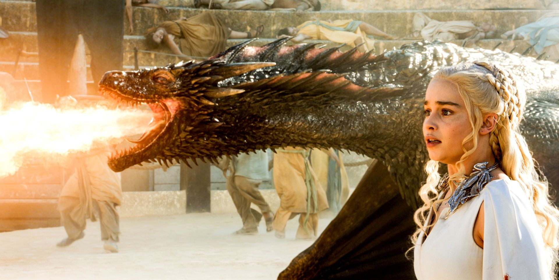 Daenerys Targeryan dragon Game of Thrones