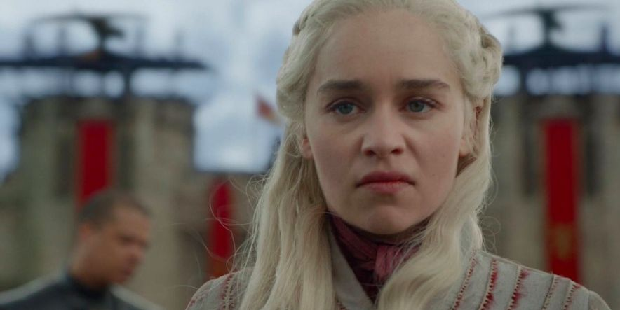 Daenerys mad – Game of Thrones