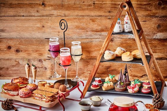 You can now get paid to eat afternoon tea