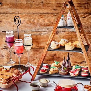 Get paid to eat cake and afternoon tea