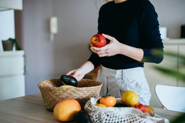 twee stuks fruit en drie stuks groente zijn de ideale 5 a day hoeveelheid
