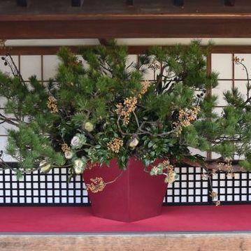 いけばな発祥の花の寺 大覚寺