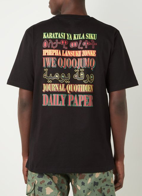 daily paper 'remulti' t shirt
