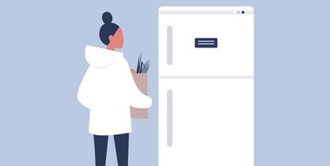organising your fridge right
