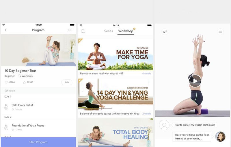 15 best fitness apps for ios and android 2018 best workout apps