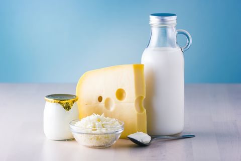 6 Dairy Products You Should Absolutely Be Eating On The Keto Diet