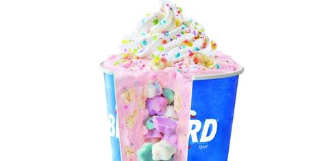Dairy Queen Is Making A Piñata Party Blizzard And It Sounds Like Birthday Cake In A Cup