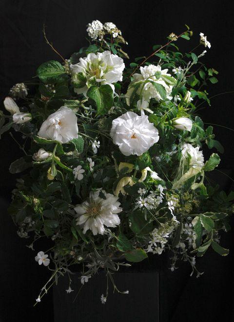 Daisy-fung-white-flower-arrangement
