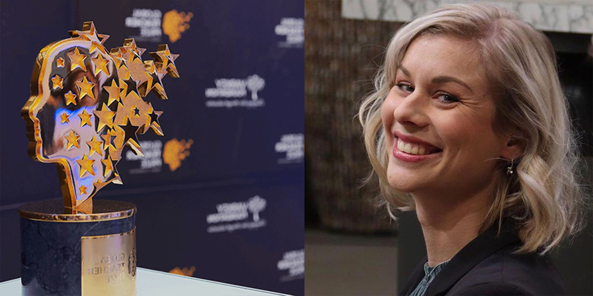 Juf Daisy Mertens zit bij de laatste tien voor de prijs Beste Docent van de Wereld