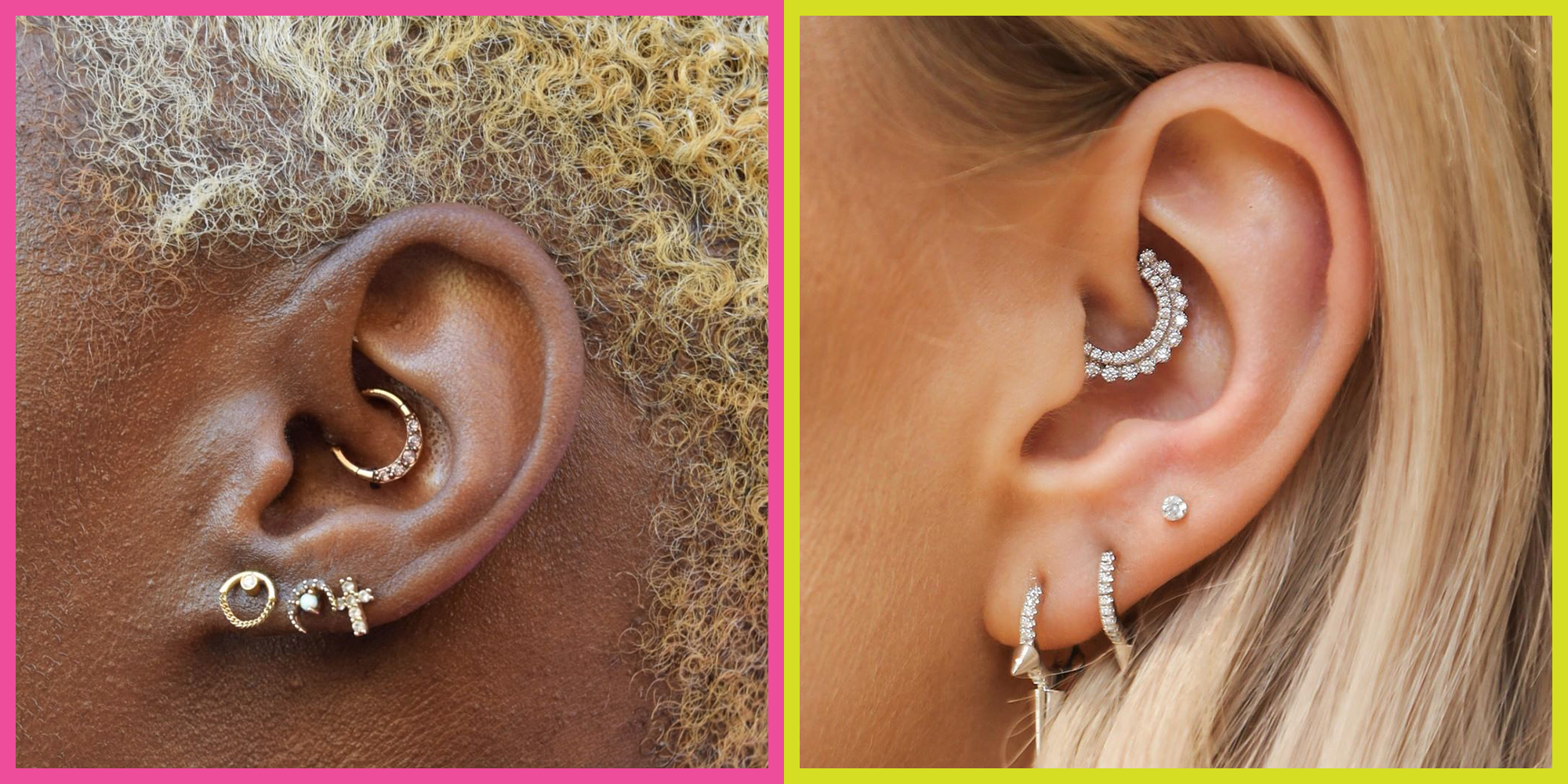 What Are Daith Piercings 2020 Do Daith Piercings Help Migraines