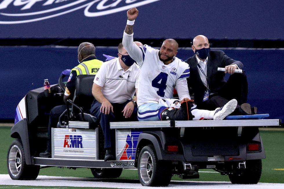 An Orthopedic Surgeon Breaks Down Cowboys QB Dak Prescott's Gruesome Ankle Injury