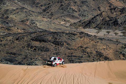 Fernando Alonso - Dakar 2020