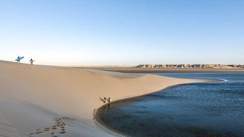 morocco beaches - which beach to go morocco