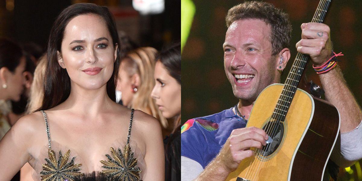 Dakota johnson chris martin dating rumor dakota johnson for Johnson johnson argentina