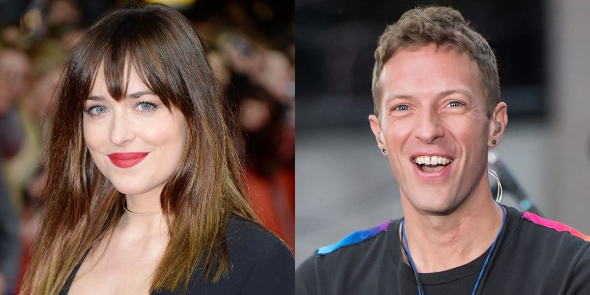Dakota Johnson and Chris Martin Are Getting Serious ...