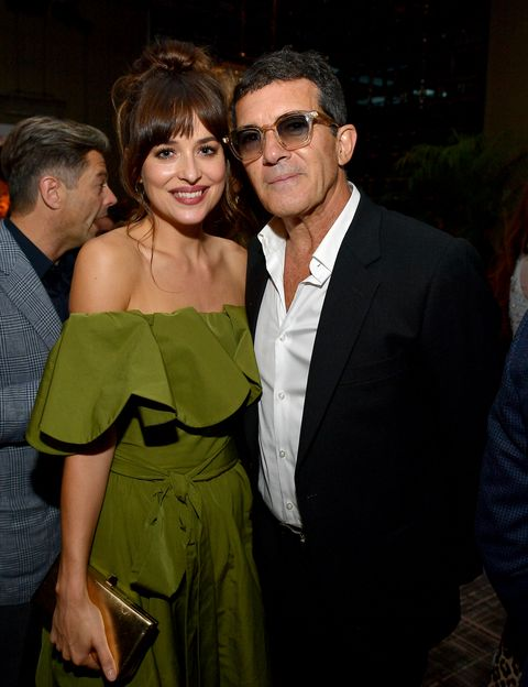 The Hollywood Foreign Press Association And The Hollywood Reporter Party At 2019 Toronto International Film Festival - Inside
