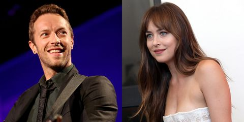 Dakota Johnson Speaks About Dating Chris Martin - Dakota ...