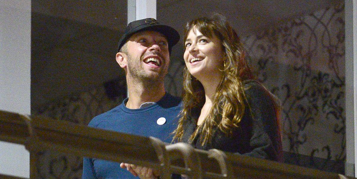 Dakota Johnson And Chris Martin Still Dating And
