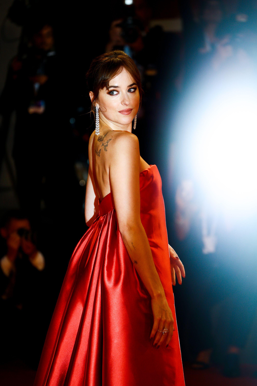 Dakota Johnson Brings Old Hollywood Glamour To Venice Film Festival