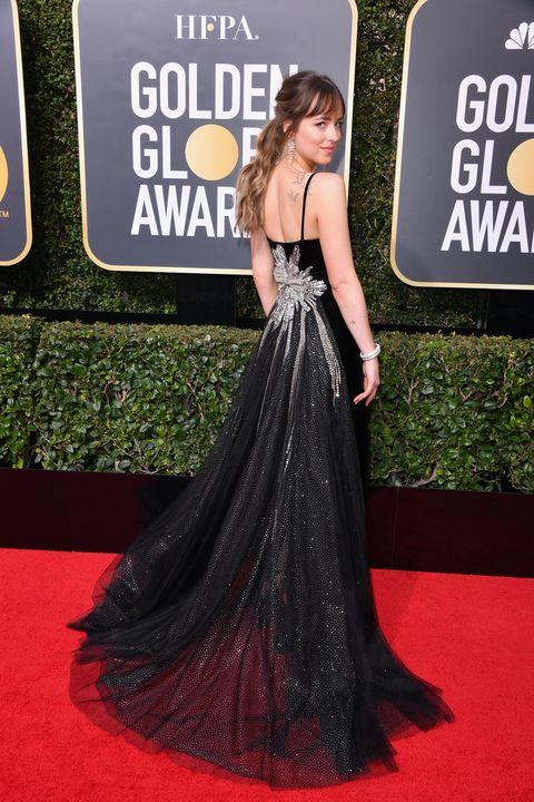 los más y menos elegantes de la alfombra roja de los globos de oro 2018