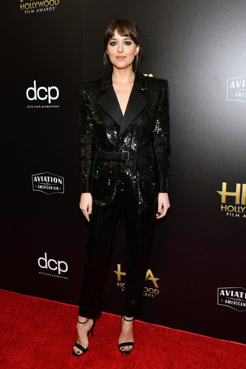 23rd Annual Hollywood Film Awards - Press Room