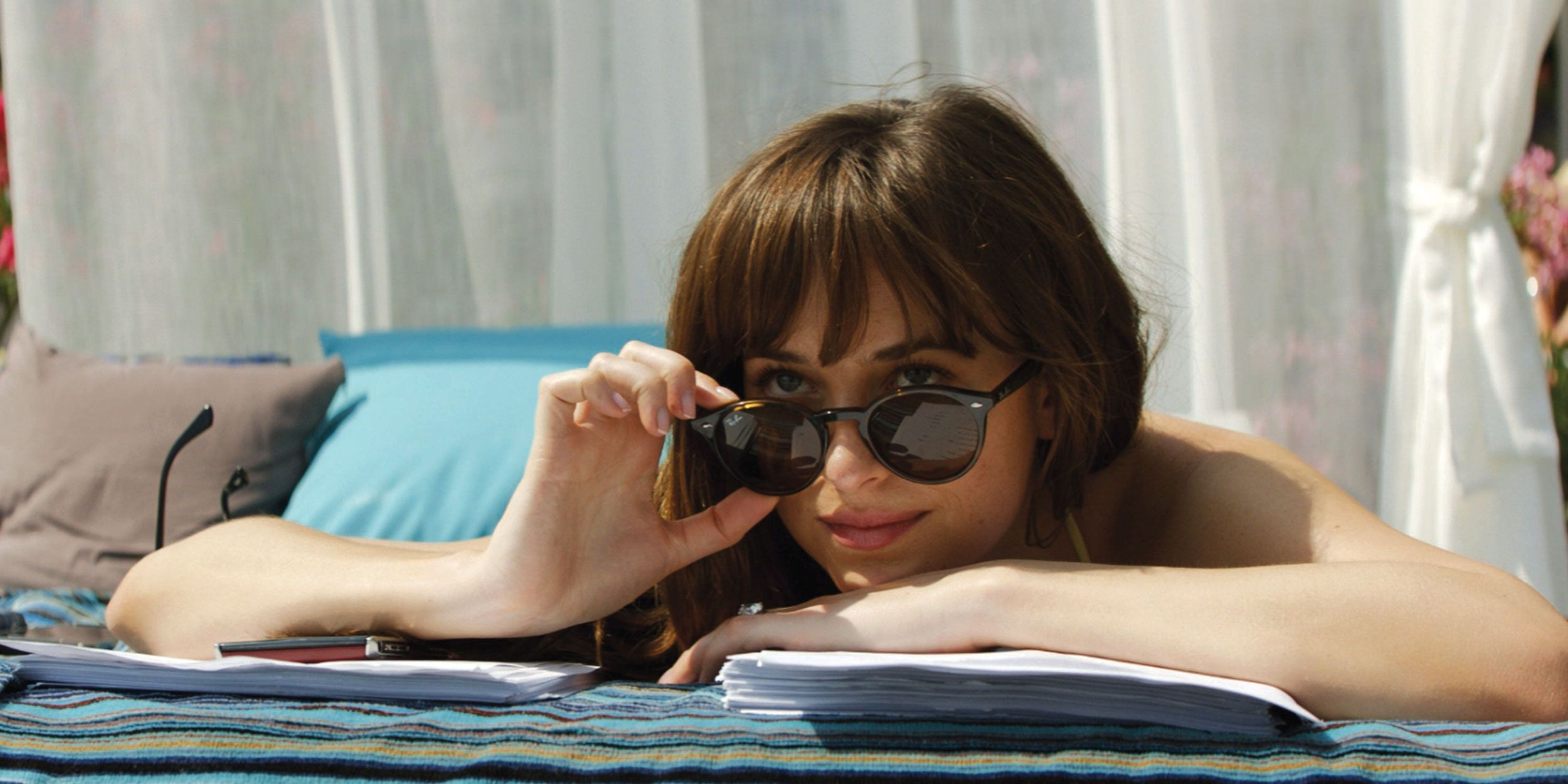 20 Fascinating Facts About How Dakota Johnson Got Her Body Ready for 'Fifty Shades Freed'