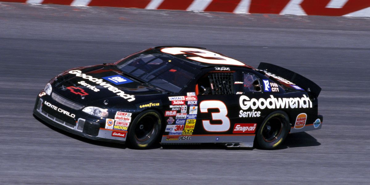 Dale Earnhardt and 12 Other Guys Who Won NASCAR Cup Races in the No. 3