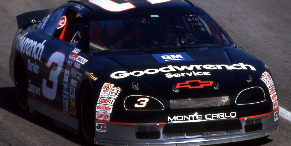 NASCAR owner Richard Childress Auctioning off No. 3 Earnhardt Chevy