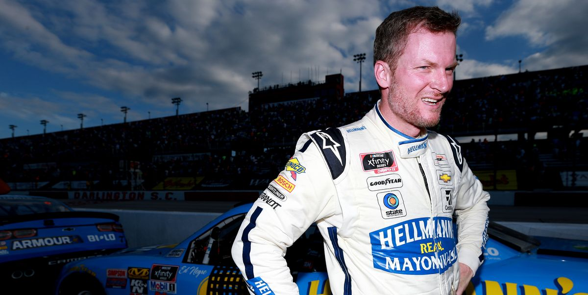 Why I Didn't Vote for Dale Earnhardt Jr. for the NASCAR Hall of Fame