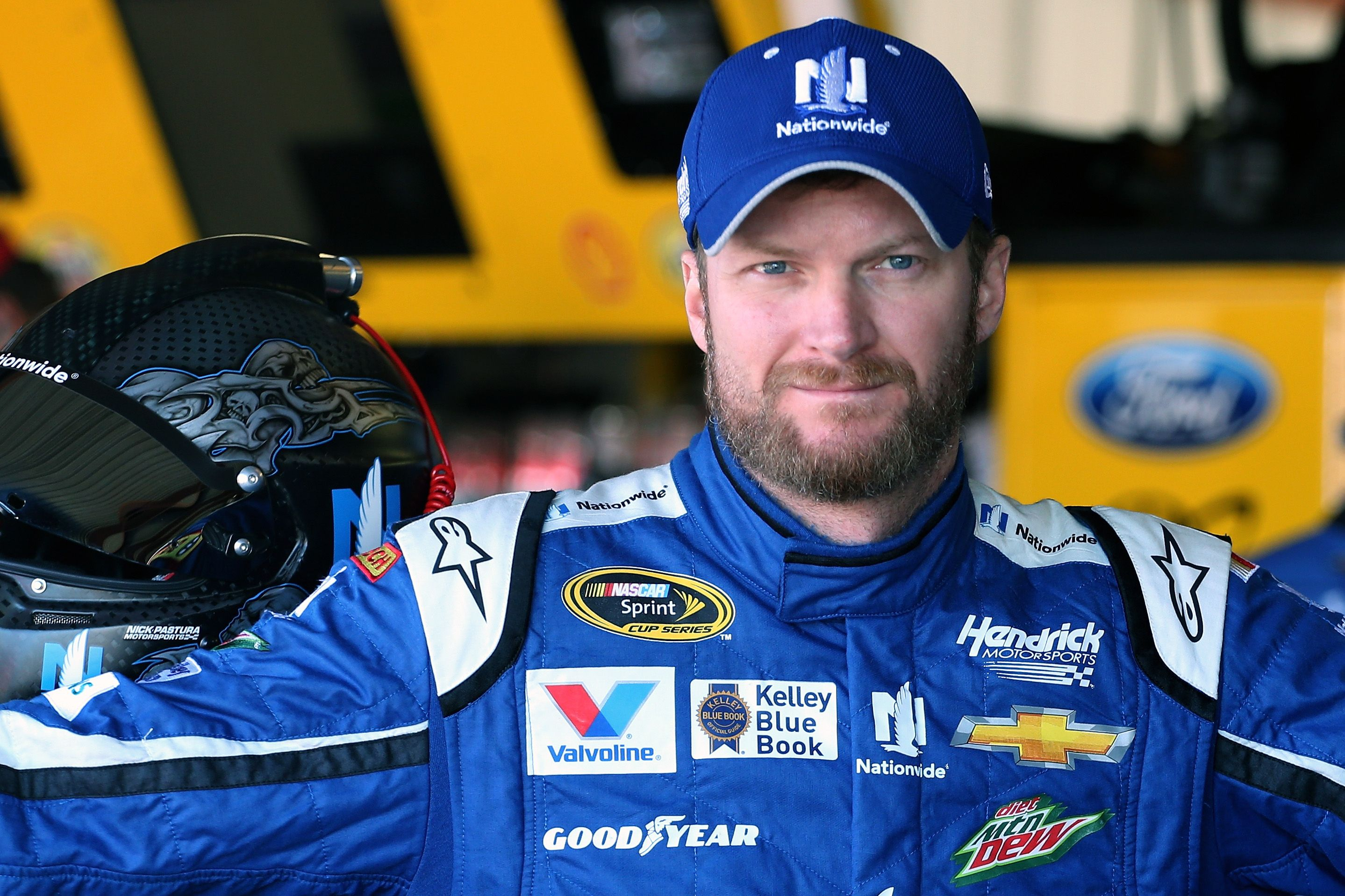 NASCAR's Dale Earnhardt Jr. and His Family Were Just Involved in a Plane Crash
