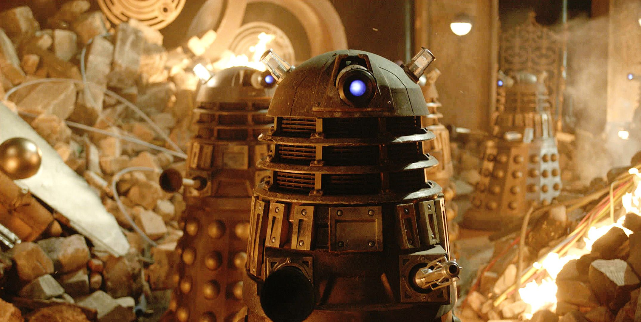 Doctor Who showrunner tells fans not to expect Daleks in series 12