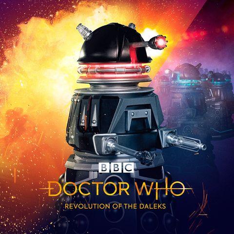 Dr. who Dalek light