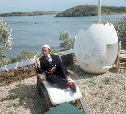 Hamaca Portlligat de Dalí para BD