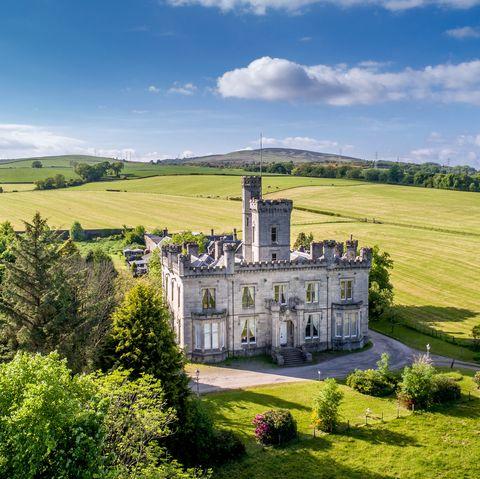 Savills castle for sale