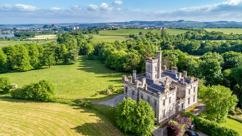 Entire gothic castle in scotland on sale for less than - House with swimming pool for sale scotland ...