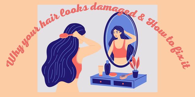 「髪を傷めるng習慣」をリストアップ。髪の毛が傷んでいるときは、パーマやカラーリングなど、頭の中で様々な原因を思い浮かべるはず。でも実はそれ、普段の何気ない習慣が悪影響をもたらしている可能性も。ブラッシングや髪の結び方、そして手癖など、思い当たるものがないか見直してみて!