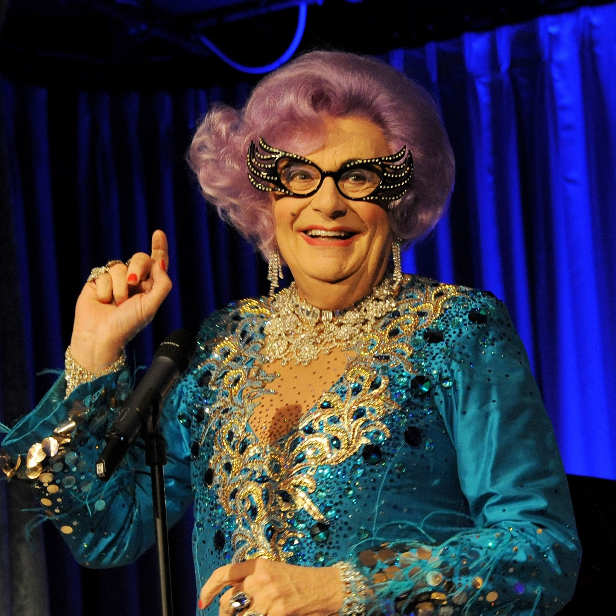 Dame Edna Everage will return to BBC One with an all-new one-off special