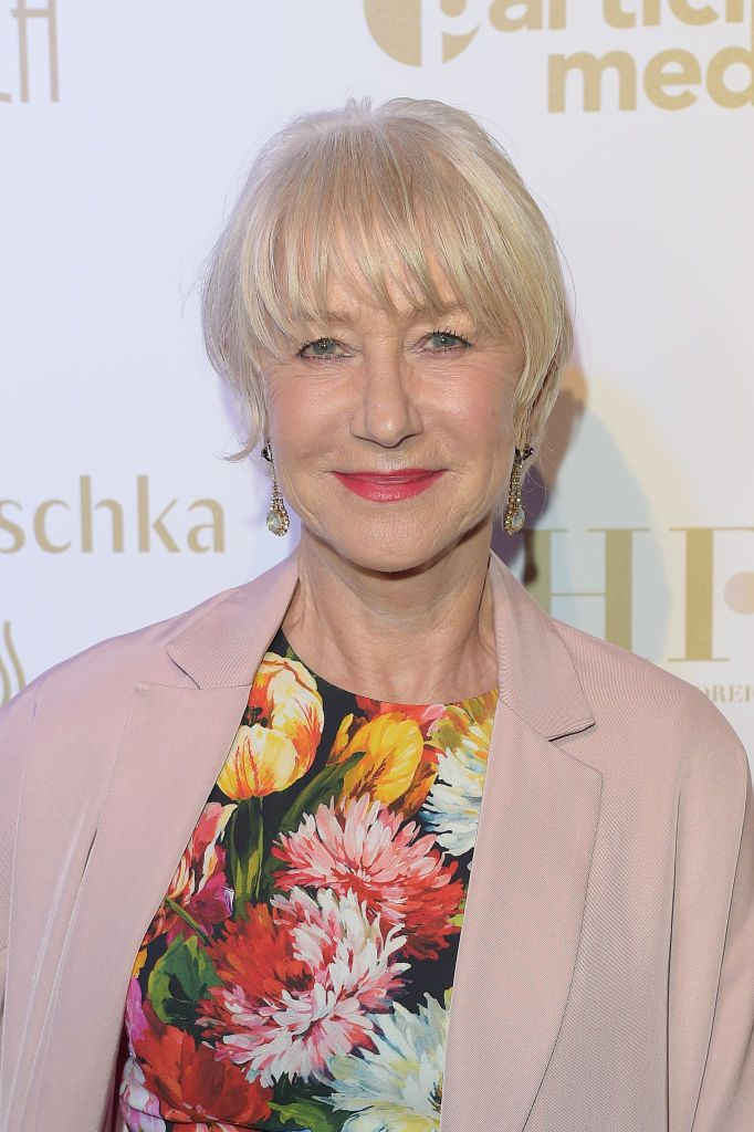 Dame Helen Mirren supports RHS campaign to stop the spread of Xylella disease