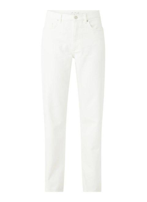 dames jeans trends 2022  light denim