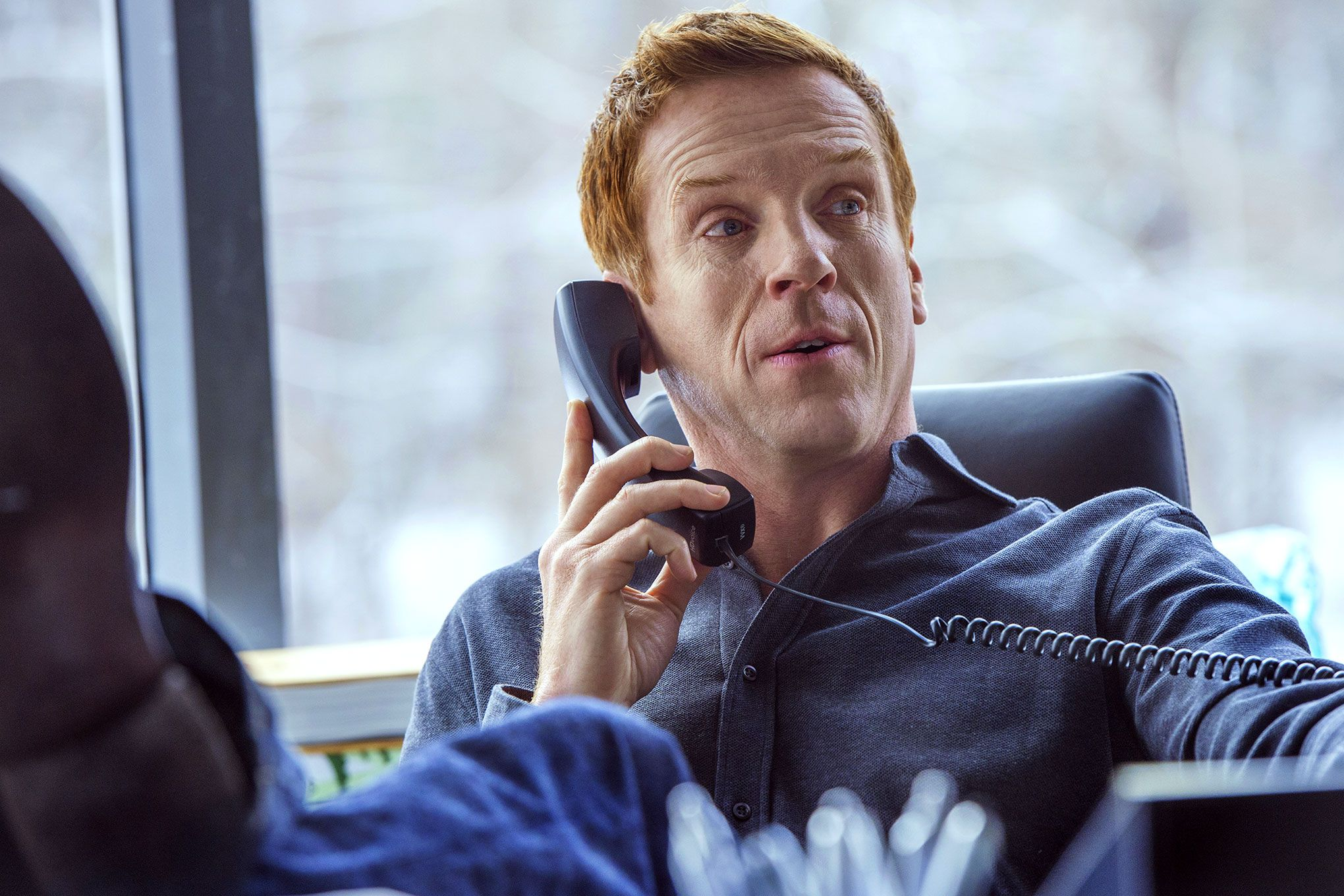 Damian Lewis 13 hours